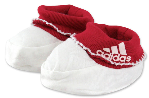 Official Lil' Badger Bib/Bootie & Snap-Tee Set by Adidas
