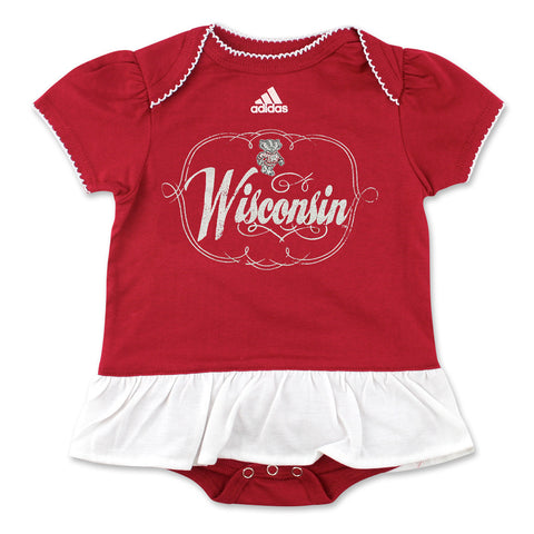 Shop Lil' Badger Bib/Bootie & Snap-Tee Set by Adidas