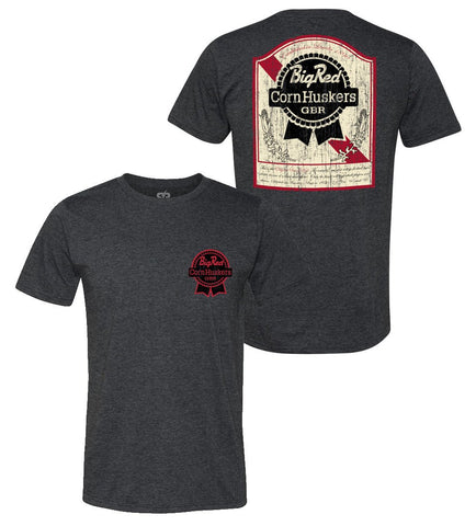 GBR Tee by RZR - SS - Grey