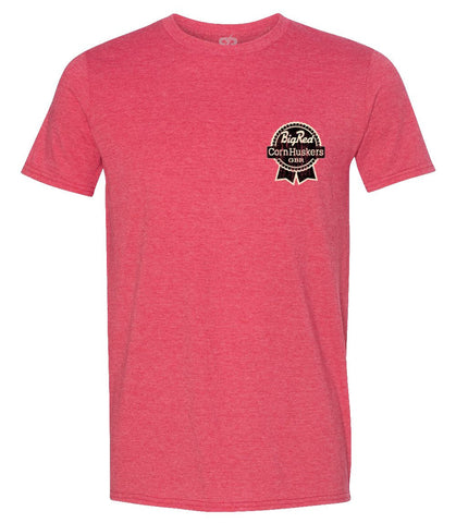 GBR Tee by RZR - SS - Red