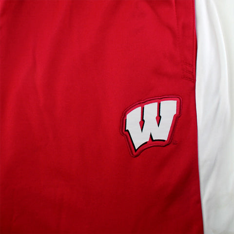 Wisconsin Sideline Climawarm Player Pants- Adidas