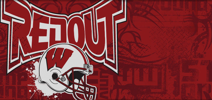 Wisconsin Red Out T-Shirt