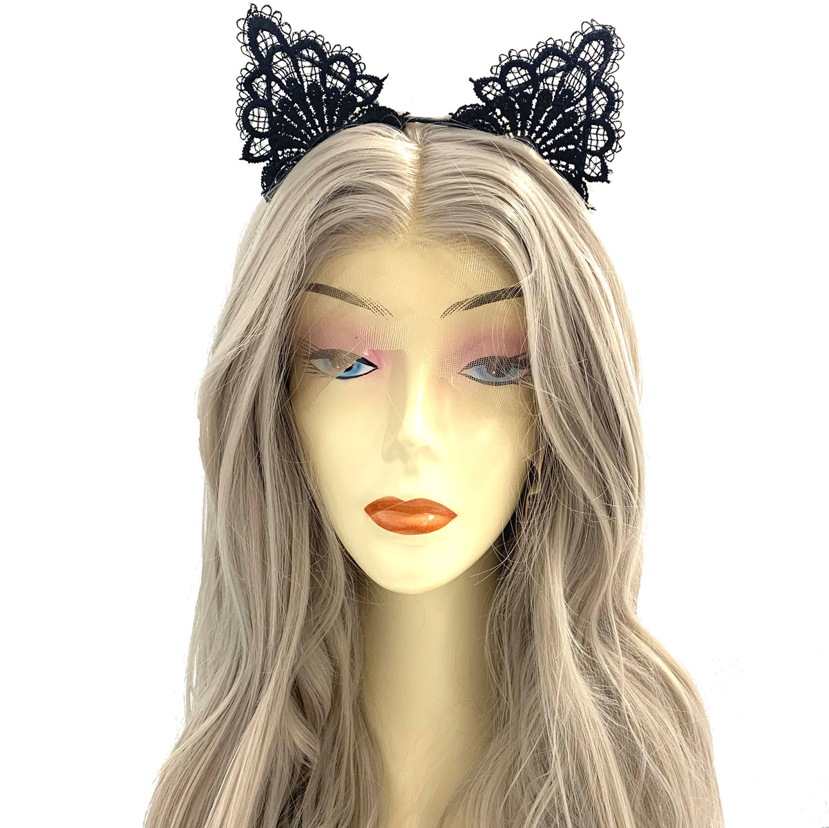 Black Lace Hairband