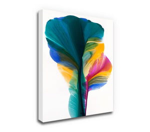 Abstract Floral Art - The Modern Art Shop