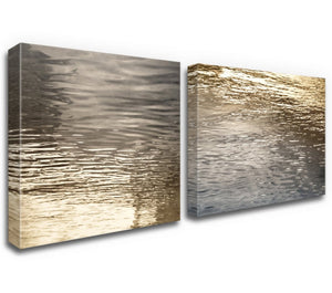 Beckon ( Silver and Gold Version ) - The Modern Art Shop