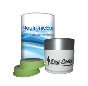 dehumidifier, dry caddy, NeutronicEar