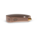 Simple Ear® Elan, hearing aid, behind the ear programmable hearing device, beige, bottom view