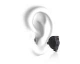 Simple Ear® Premium, hearing aid, in the ear hearing device, insertion view