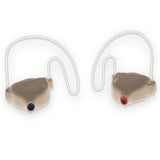 Simple Ear® Premium, hearing aid, in the ear hearing device, beige, left and right ears
