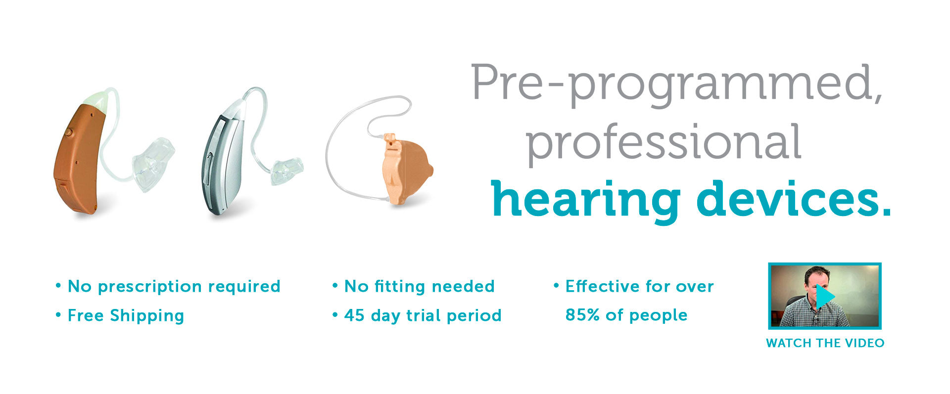 simple ear, affordable hearing aids