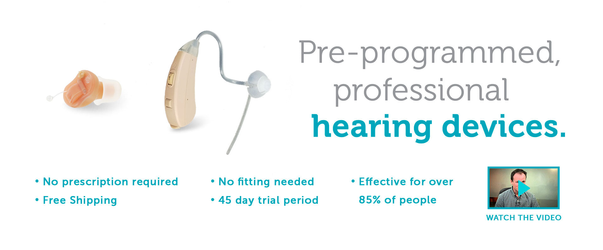 simple ear premium, affordable hearing aids