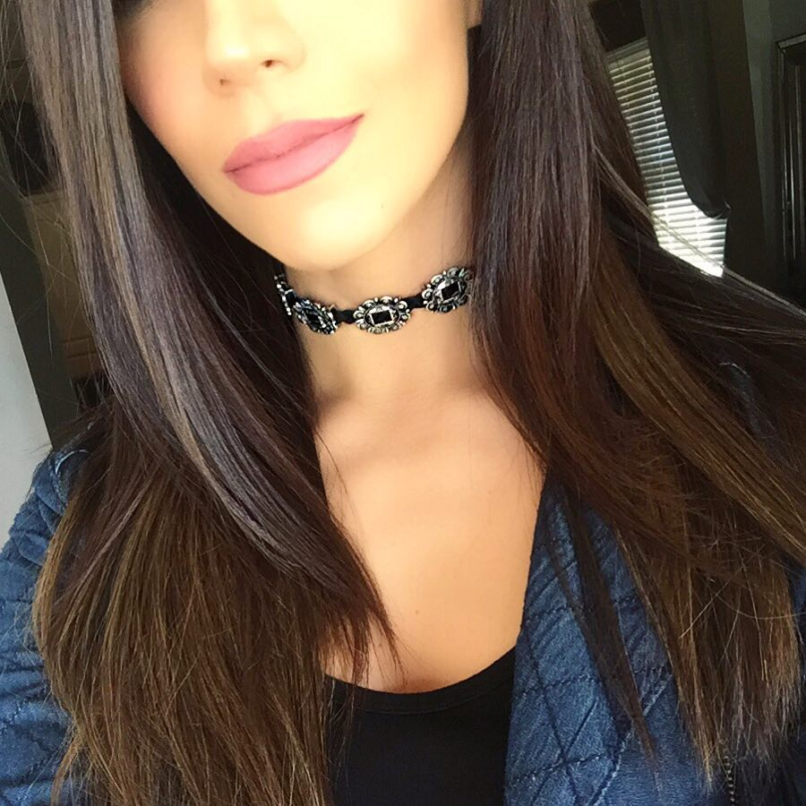 Wild Western Choker Necklace