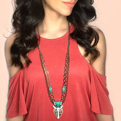 Two Way Southern Layered Necklace