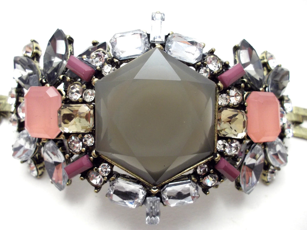 Luxe Crystal Compilation Bracelet