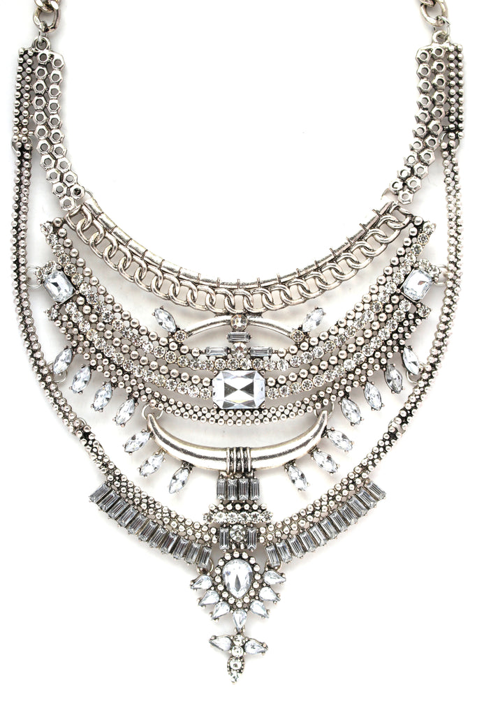 Anastasia Dreams Statement Necklace