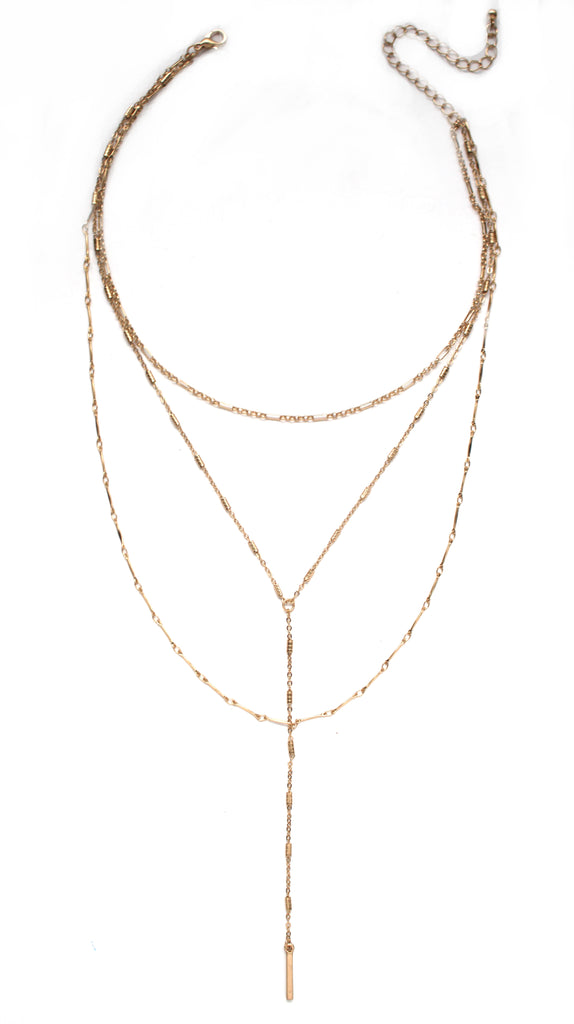 Brielle Dainty Layered Necklace