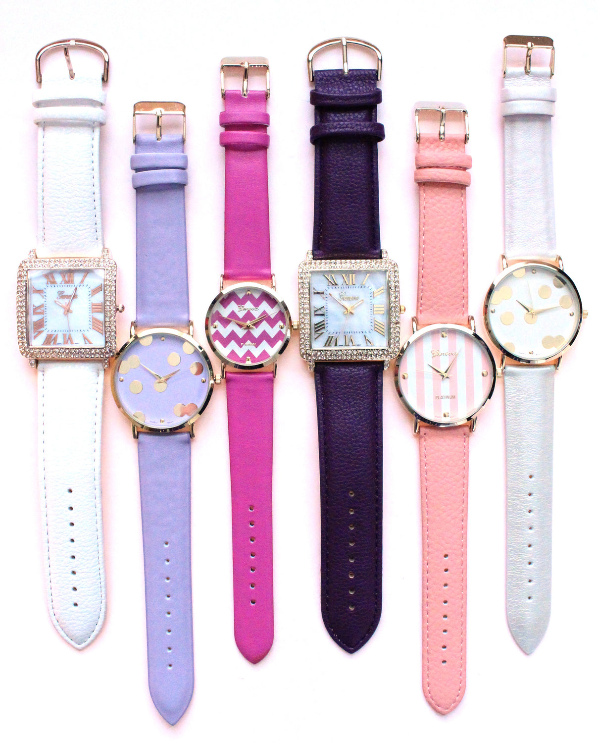 BE MINE Sweetheart Collection of Watches