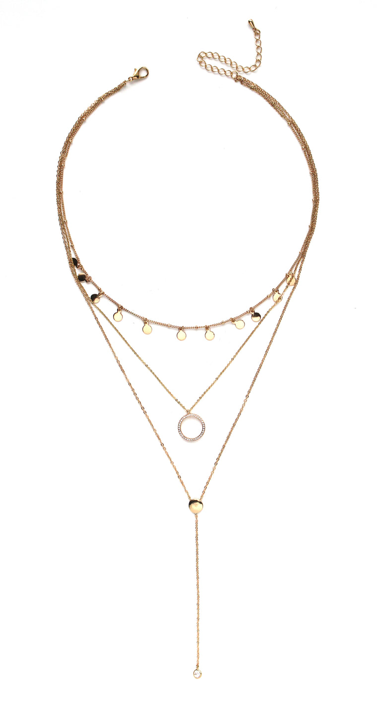 Lydia Layered Necklace