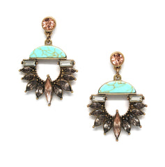Darla Rose Earrings