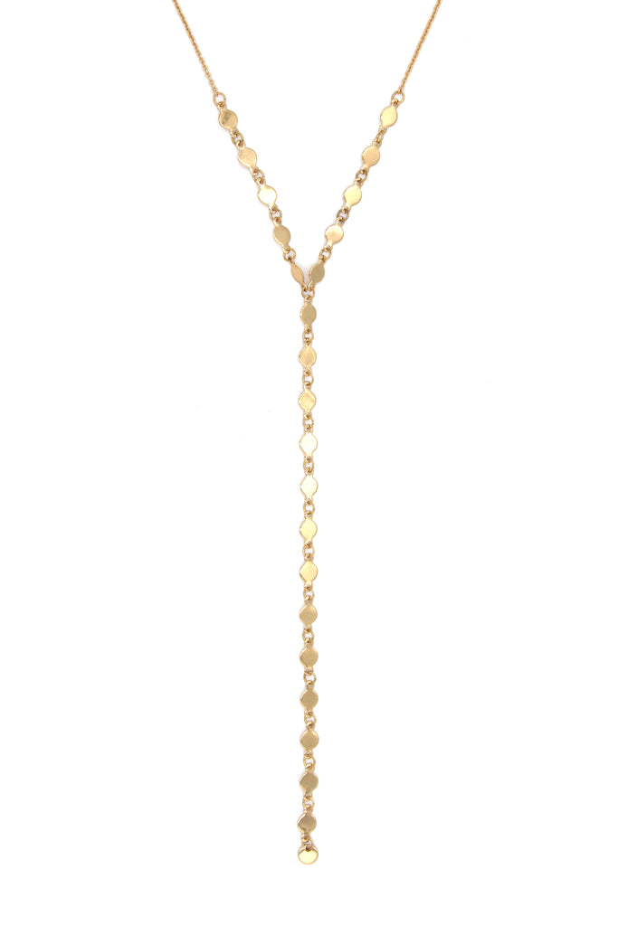 Yesenia Y-Chain Necklace
