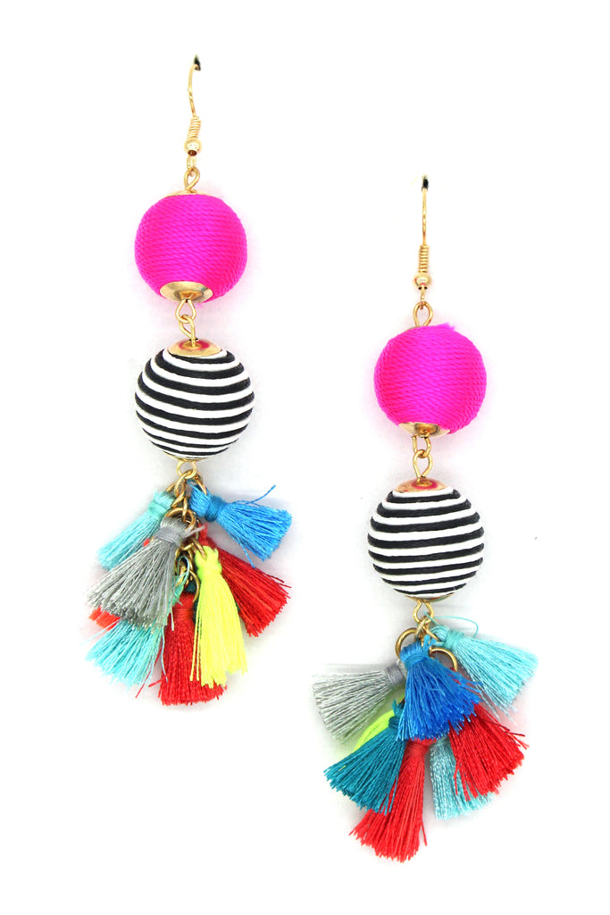 Catalyna Tassel Earrings