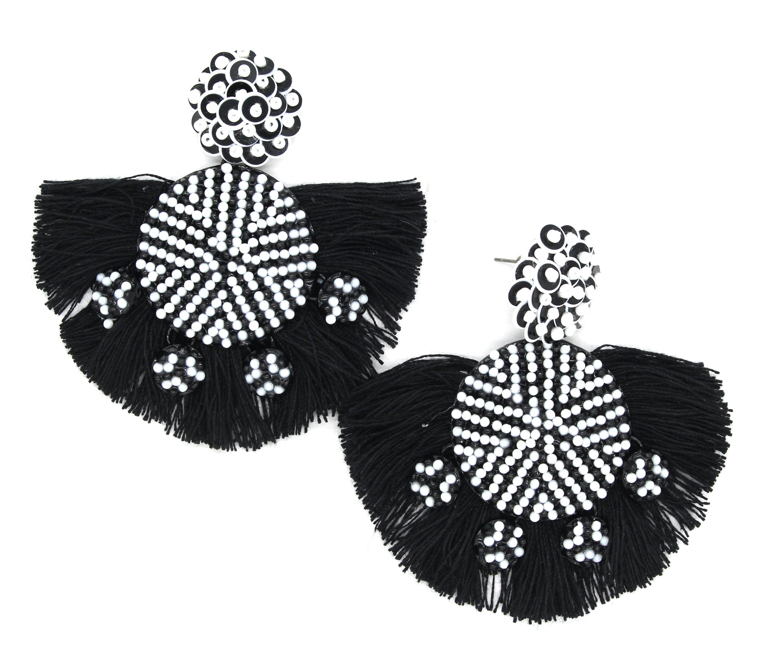 Tessa Tassel Earrings
