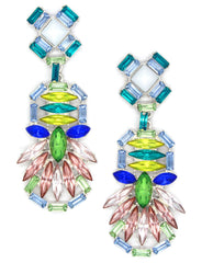 Mallory Jewels Statement Earrings