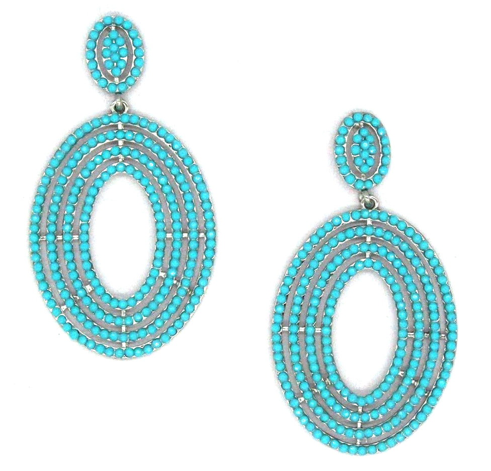 Bree Turquoise Earrings
