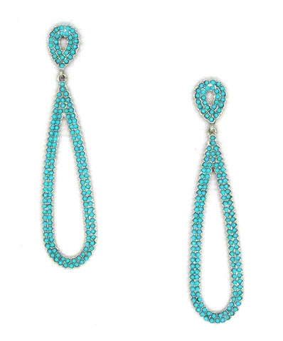 Malibu Turquoise Earrings