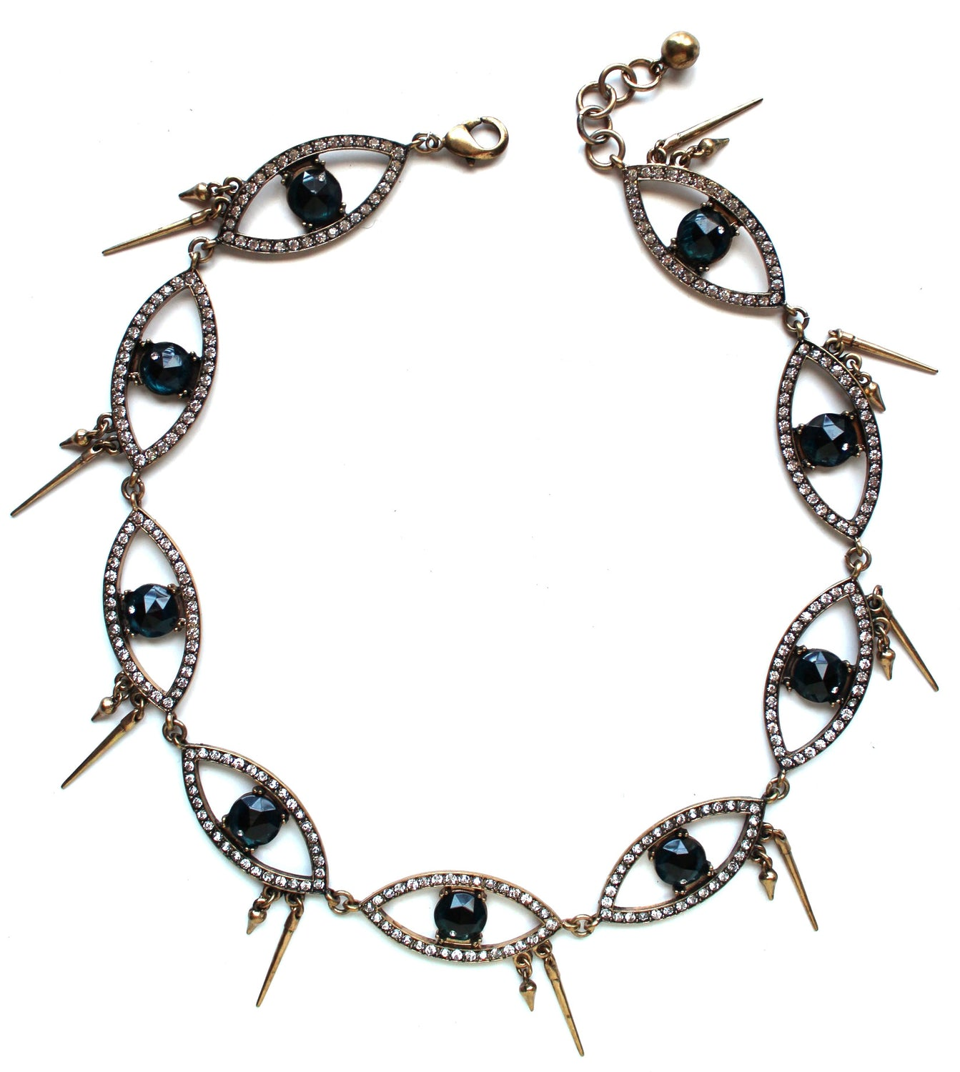 "Luxe ""All Eye's on You"" Statement Necklace"