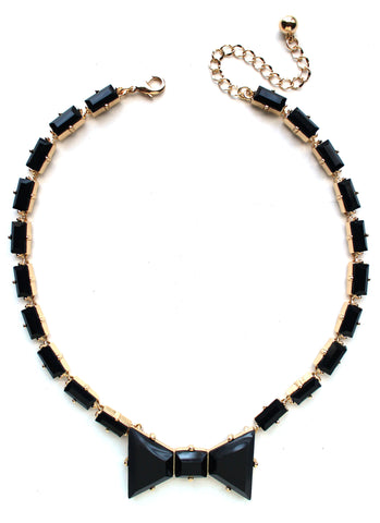 Black Tie Optional Necklace