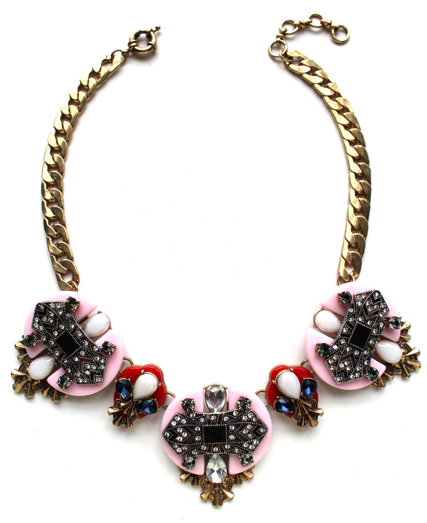 Luxe Sweet Treat Elegance Necklace