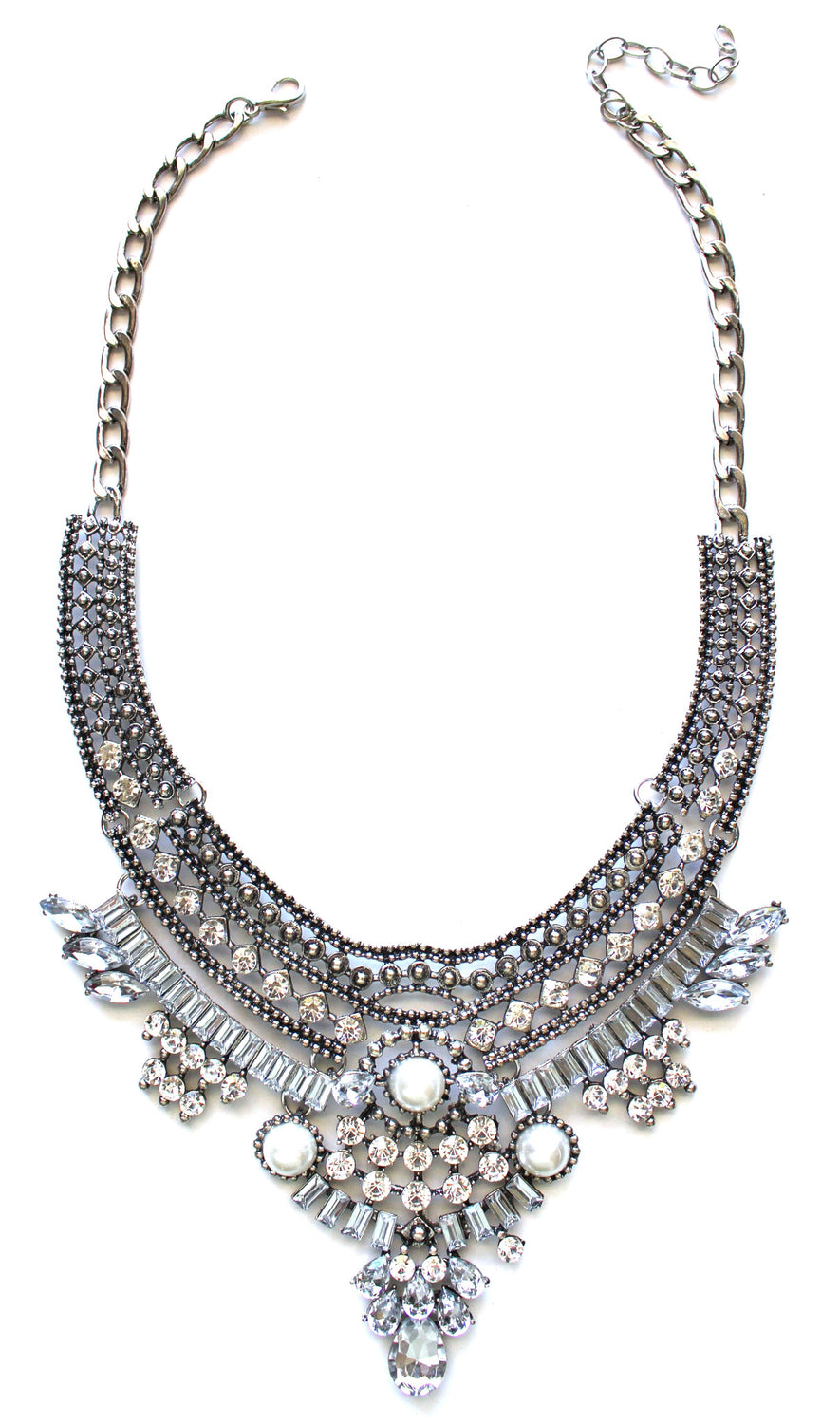 Boho Elegance Statement Necklace