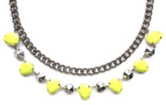 Pop The Neon Necklace