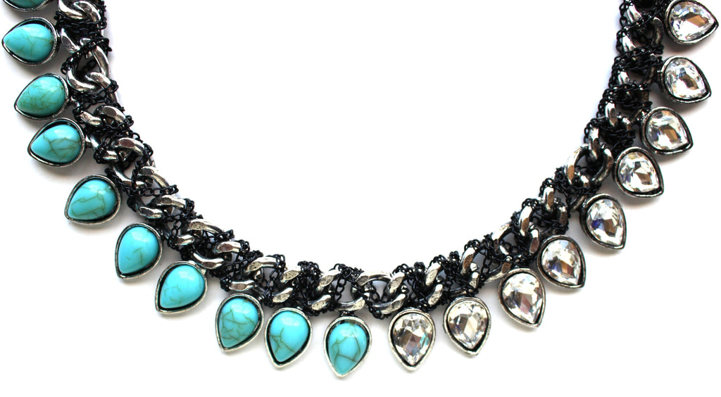 Modern Boho Collar Necklace