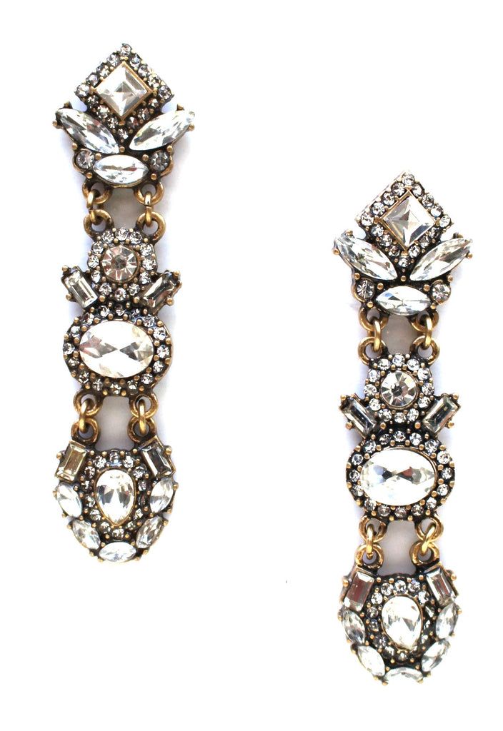 Glamorous Shine Earrings