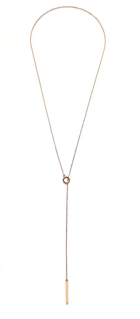Janie Lariat Necklace