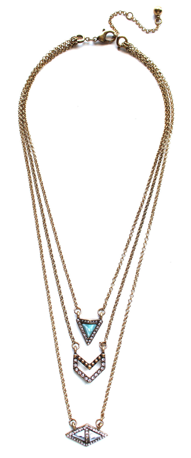 Precious Juliet Convertible Pendant Necklace Set
