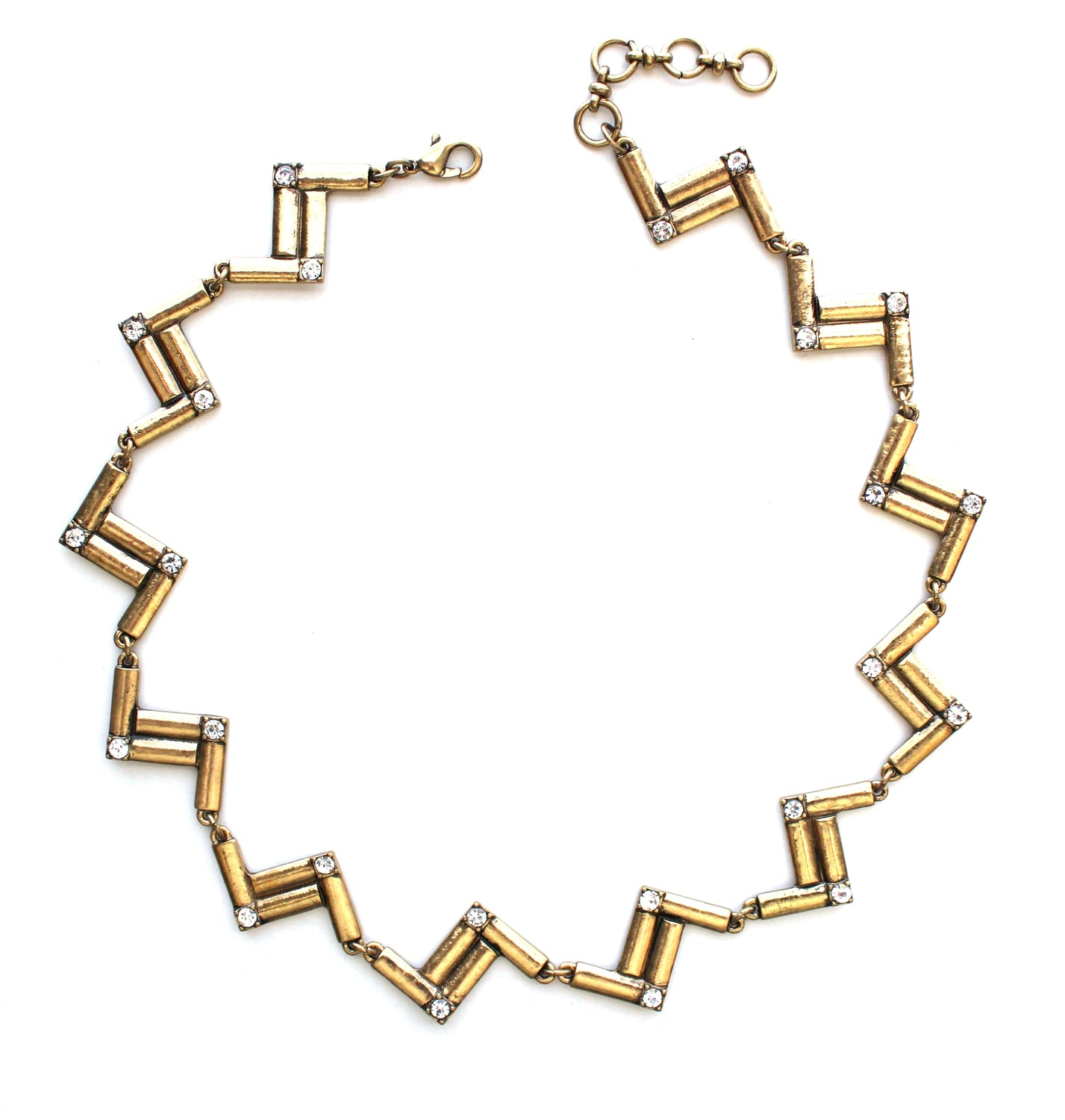 Juliana Maze Collar Necklace