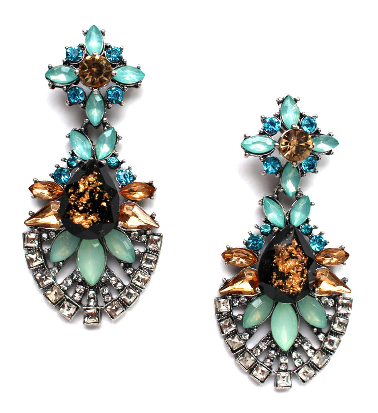 Vintagesque Rox Earrings