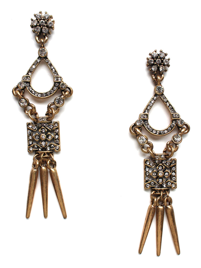 Goddess Elegance Earrings