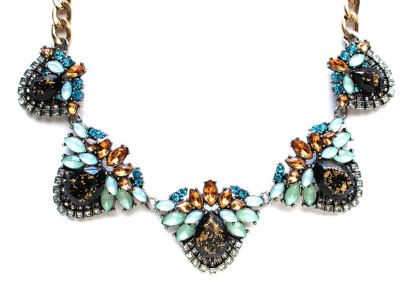Vintagesque Rox Necklace