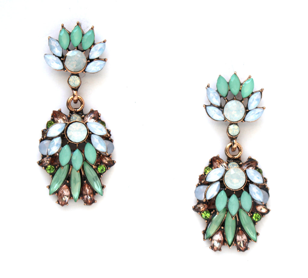 Precious Eden Stone Earrings