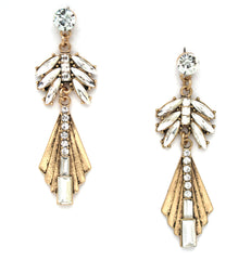 Sparkle Spaz Statement Earrings