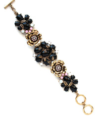 Dulce Blooms Statement Bracelet