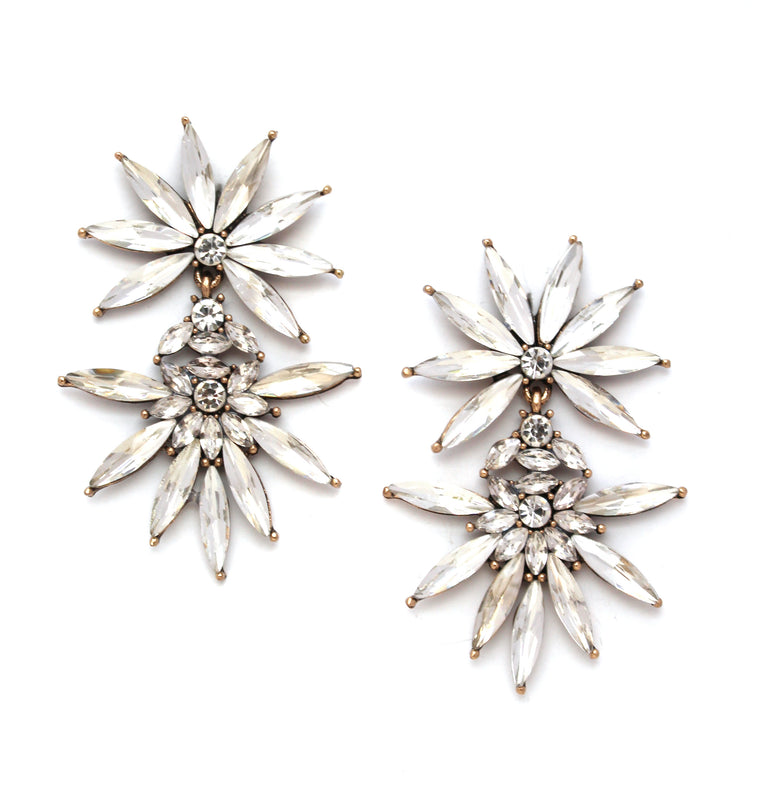 Cassie Sparks Statement Earrings