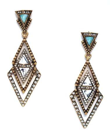 Precious Juliet Deco Earrings