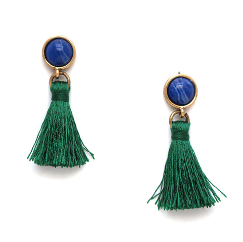 Envy Fringe Earrings