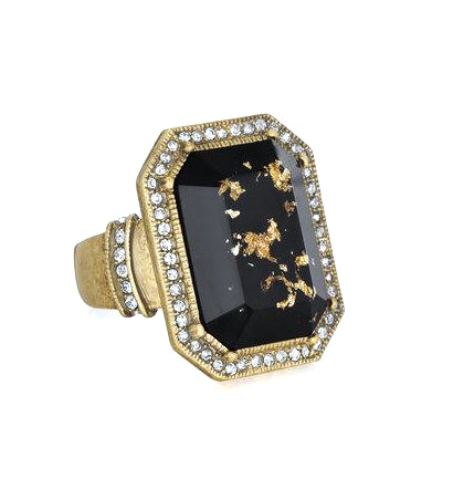 Vintagesque Rox Ring
