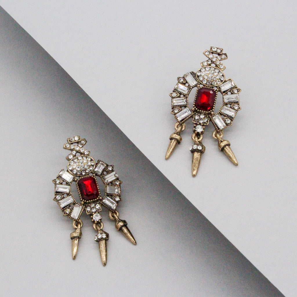 Rosaleen Sparkle Earrings